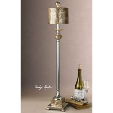 Uttermost Pearl Silver Buffet Lamp