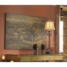 Uttermost Scenic Vista Canvas Wall Art
