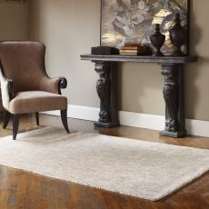 Uttermost Ciottoli 5 X 8 Rug - Light Beige