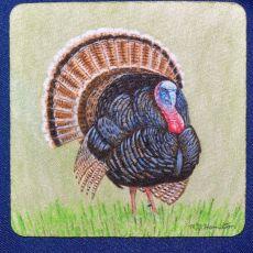 Wild Turkey Coaster Set Of 4