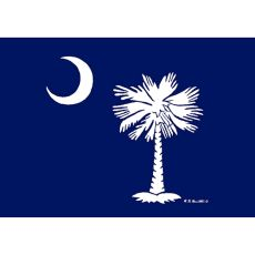 Palmetto Moon Door Mat 30x50