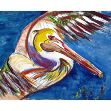 Pelican Wing Door Mat 18X26