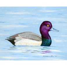 Lesser Scaup Door Mat 18X26