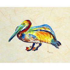 Gertrude Pelican B Door Mat 18X26