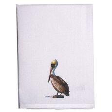 Sitting Pelican Guest Towel