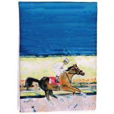Racing Horse Guest Towel