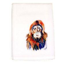 Orangutan Guest Towel