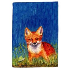 Red Fox Guest Towel