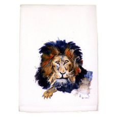 Lion Guest Towel