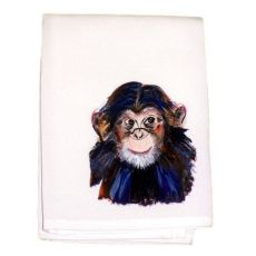 Chimpanzee Guest Towel