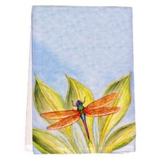 Dick'S Dragonfly Guest Towel
