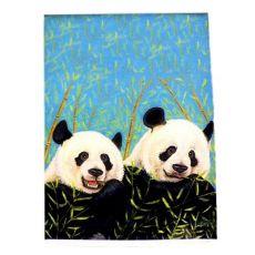 Panda Guest Towel