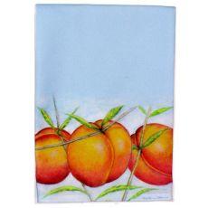 Peaches Guest Towel