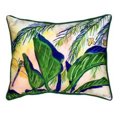 Elephant Ears Large Indoor/Outdoor Pillow 16X20