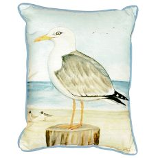 Dick'S Seagull Large Indoor/Outdoor Pillow 16X20