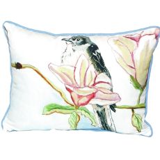 Betsy'S Mockingbird Large Indoor/Outdoor Pillow 16X20