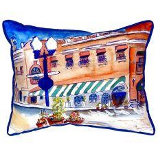 Canal Streetlarge Indoor/Outdoor Pillow 16X20