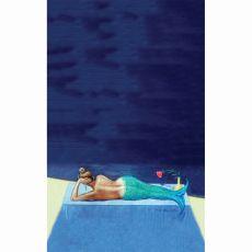 Mermaid Kitchen Towel