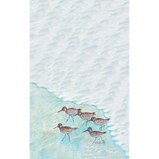 Sandpipers Kitchen Towel