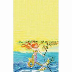Betsy's Mermaid Kitchen Towel
