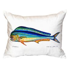 Dolphin No Cord Pillow 16X20