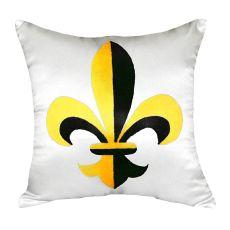 Fleur-De-Lis No Cord Pillow 18X18