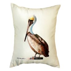 Pelican No Cord Pillow 16X20