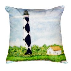 Cape Lookout No Cord Pillow 18X18