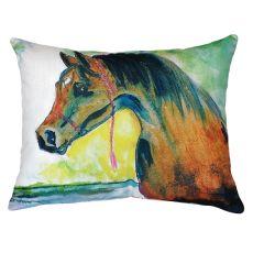 Prize Horse No Cord Pillow 16X20