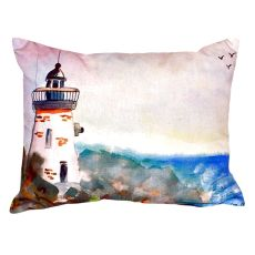 Light House No Cord Pillow 16X20