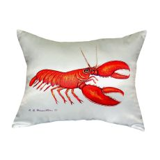 Red Lobster No Cord Pillow 16X20