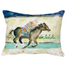 Derby Winner No Cord Pillow 16X20