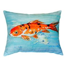 Koi No Cord Pillow 16X20