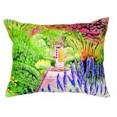 Garden Door No Cord Pillow 16X20