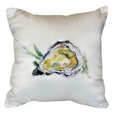 Oyster Shell No Cord Pillow 18X18