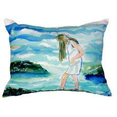 Mia On The Rocks No Cord Pillow 16X20