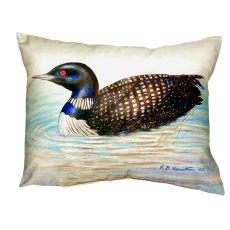 Loon No Cord Pillow 16X20
