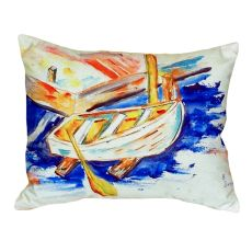 Betsy'S Row Boat No Cord Pillow 16X20