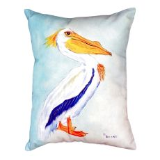 King Pelican No Cord Pillow 16X20