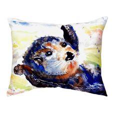 Otter No Cord Pillow 16X20