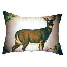 Buck No Cord Pillow 16X20