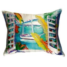 Bay View No Cord Pillow 16x20