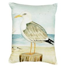 Dick'S Seagull No Cord Pillow 16X20