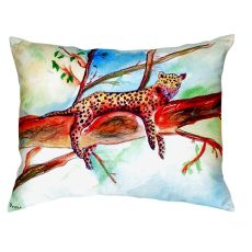 Leopard No Cord Pillow 16X20
