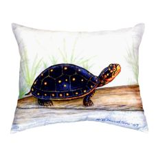 Spotted Turtle No Cord Pillow 16X20