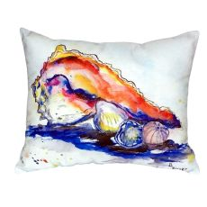 Betsy'S Conch No Cord Pillow 16X20