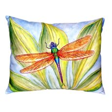 Dick'S Dragonfly No Cord Pillow 16X20