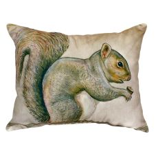 Squirrel No Cord Pillow 16X20