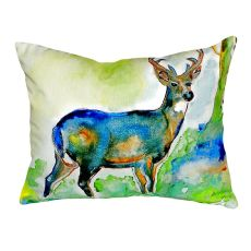 Betsy'S Deer No Cord Pillow 16X20