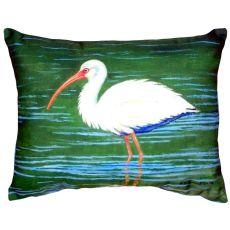 Dick'S White Ibis No Cord Pillow 16X20
